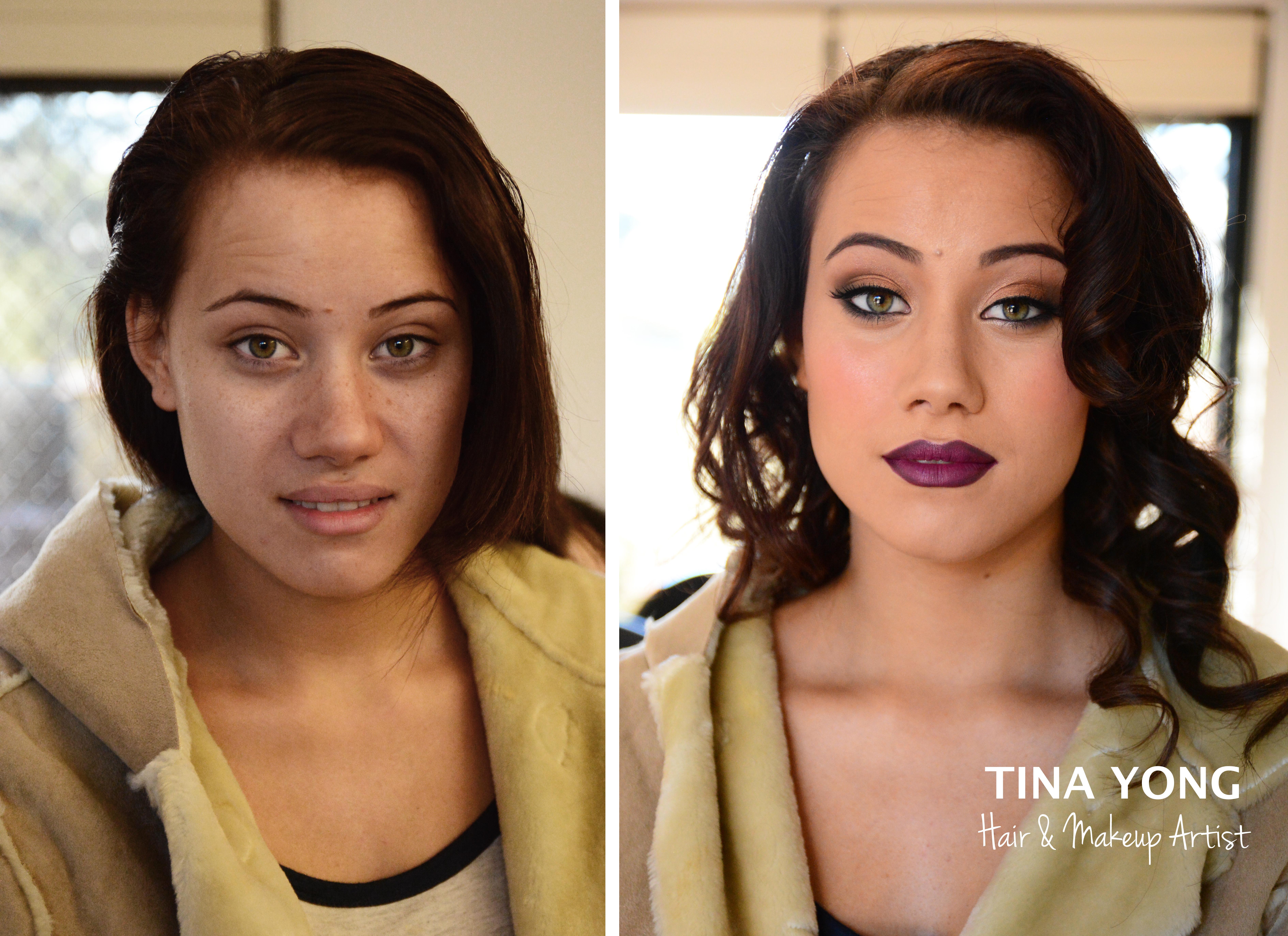 Makeup Hair By Tina Yong