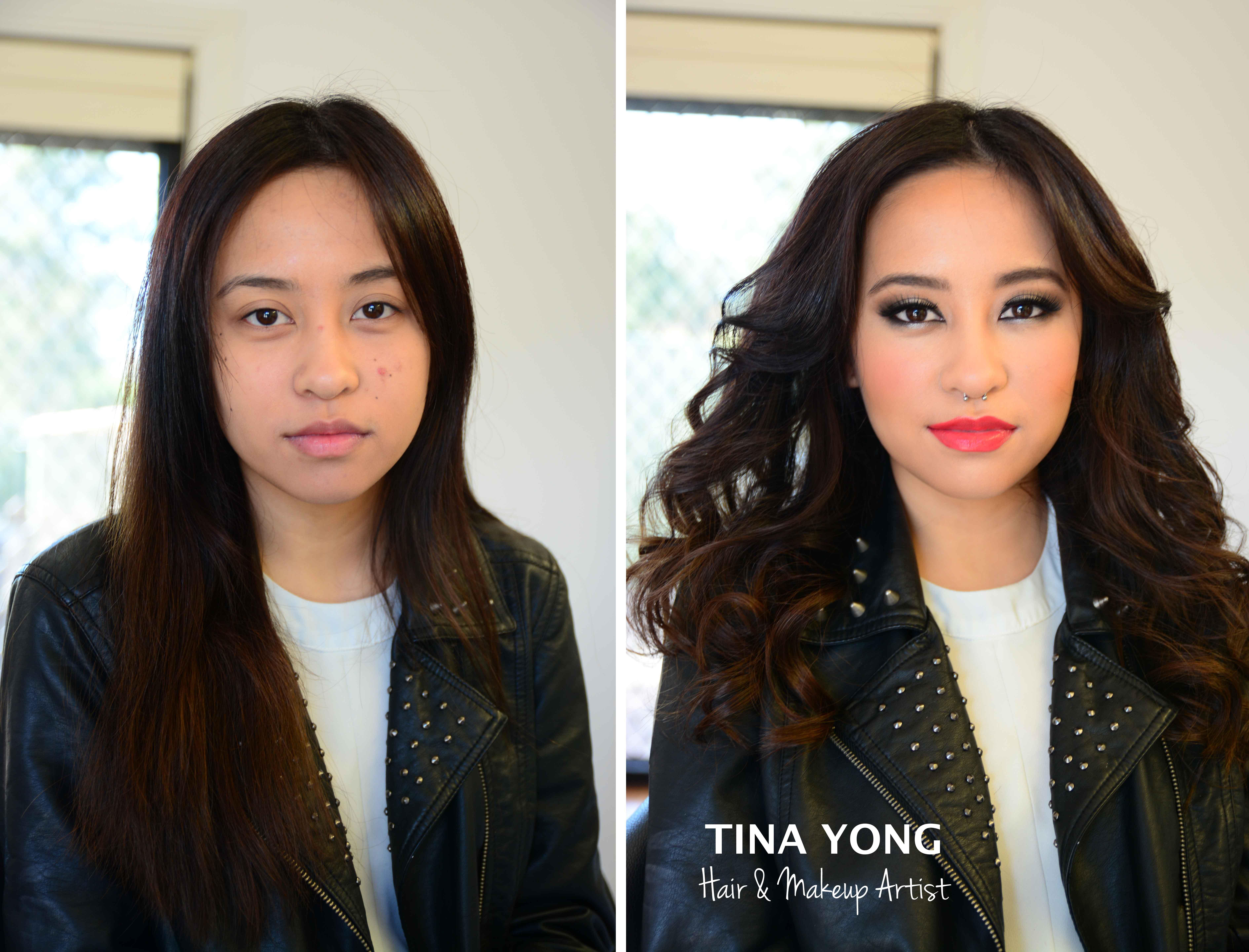 sydney bridal makeup artist | tina yong