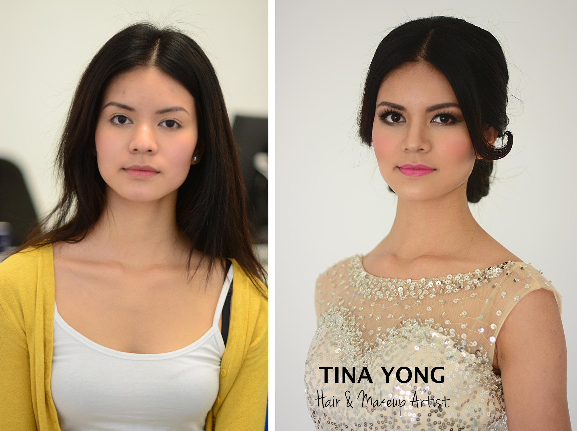 tina yong hair amp makeup artist