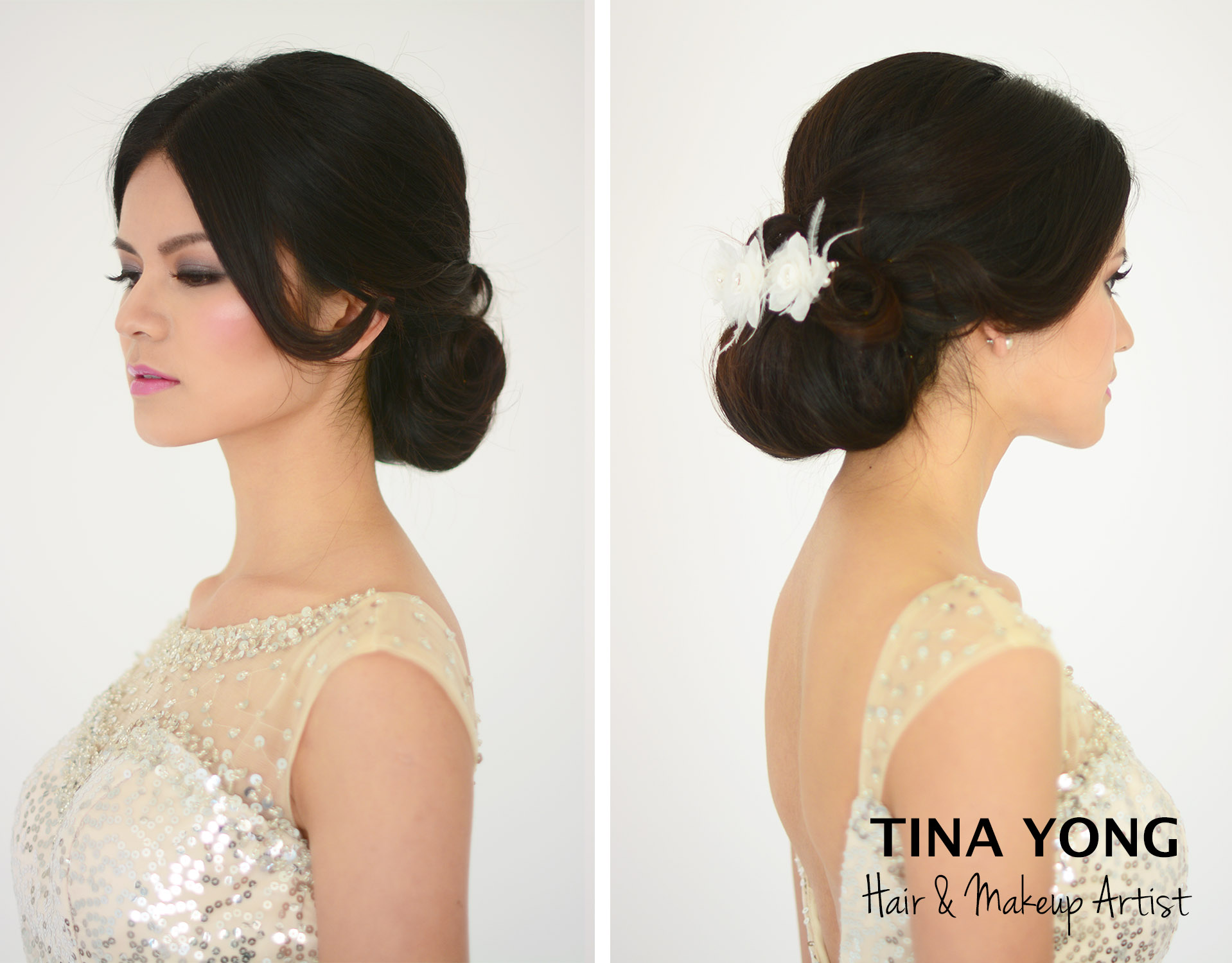 TINA YONG | Hair & Makeup Artist