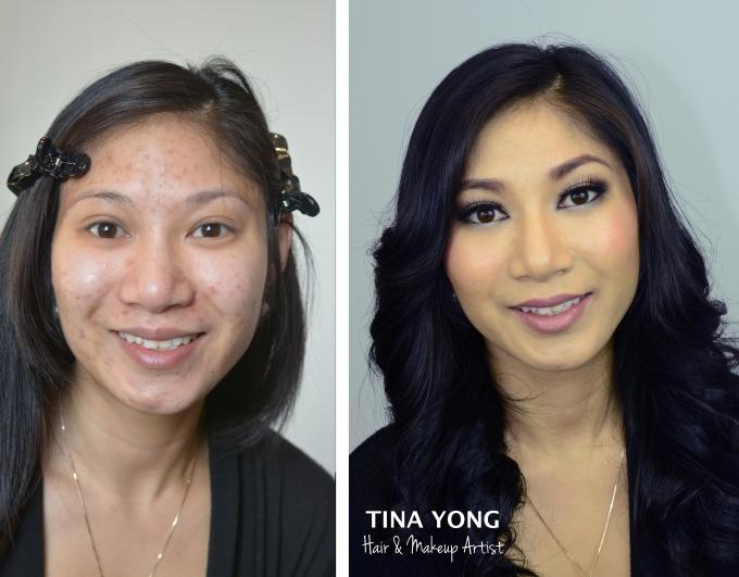 asian makeup | tina yong