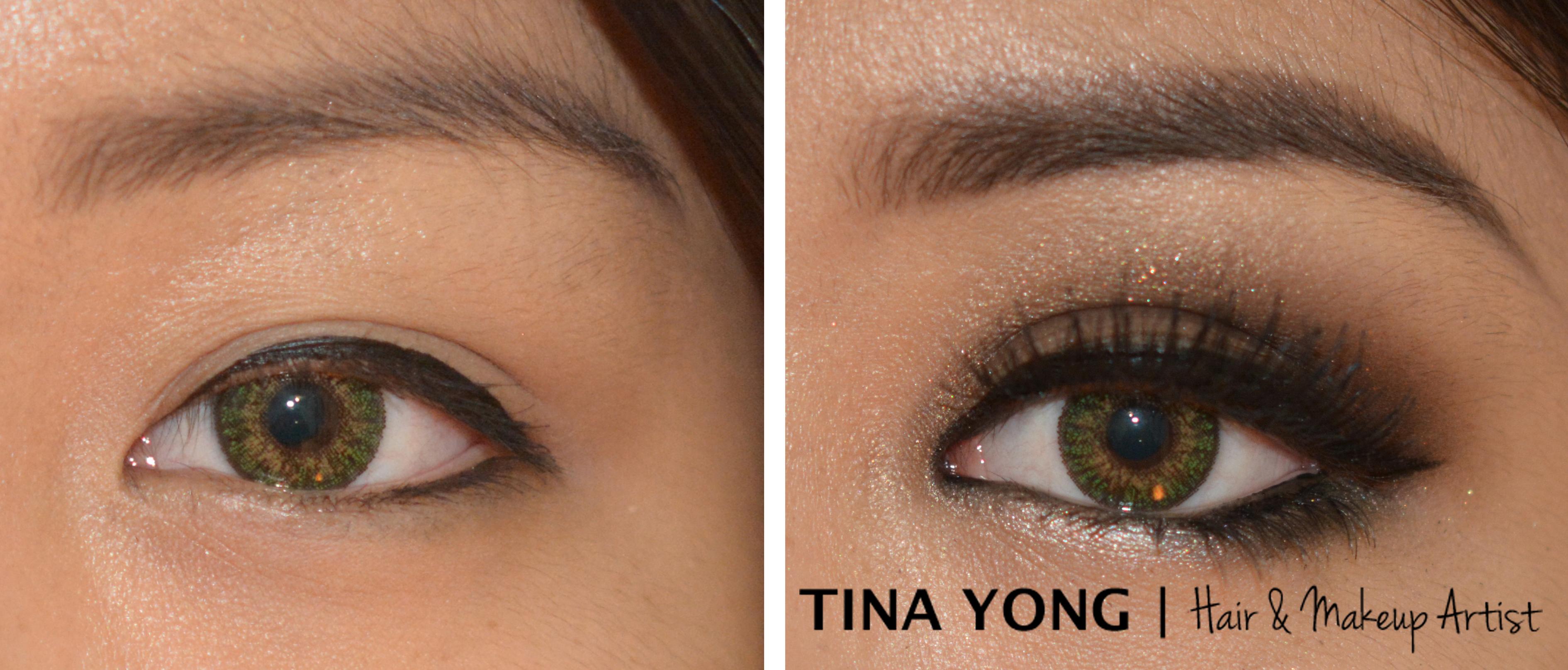 Asian Smokey Eye Page 2 Tina Yong