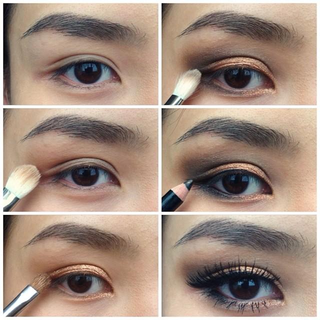 Eye Makeup Pictorials Tina Yong